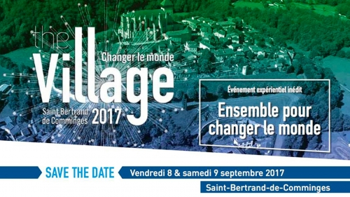 """The village"", 8 et 9 septembre à ST Bertrand de Comminges"