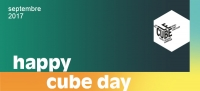 Samedi 23 septembre : Happy cube day !