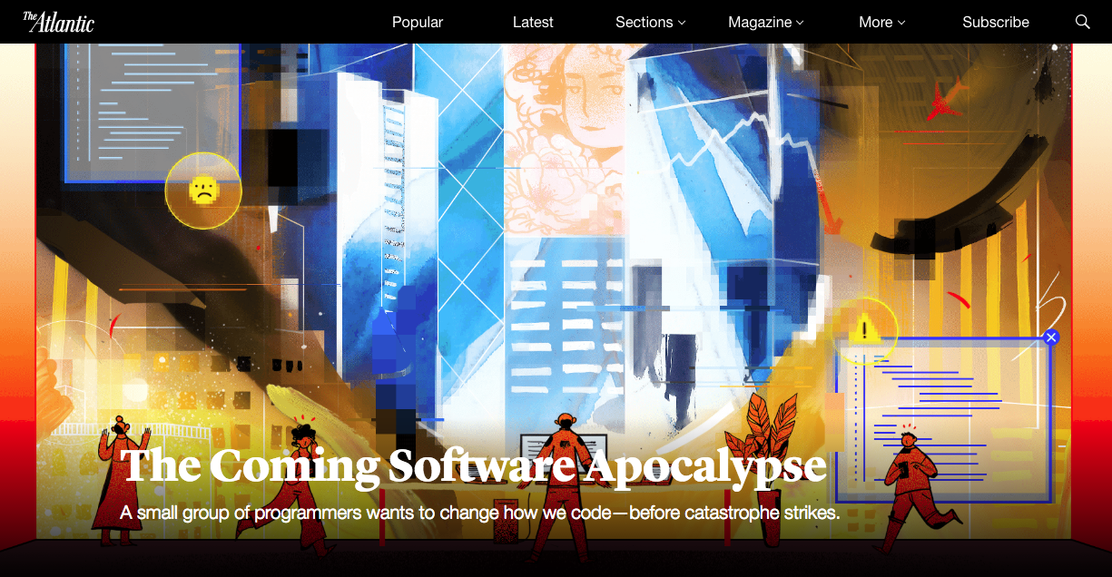 softwareapocalypse