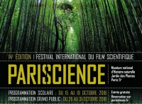 Du 15 au 31 octobre : PARISCIENCE !