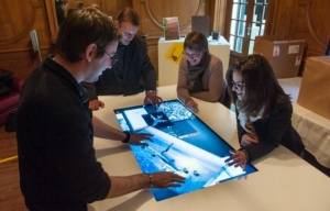 Immersion/Meetiiim- Table interactive Aerocampus Aquitaine