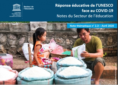 Mobiliser le potentiel de l'apprentissage familial et intergénérationnel par l'UNESCO