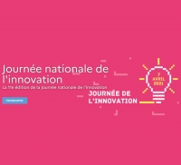 7 avril : Journée nationale de l'innovation - La 11e édition de la Journée nationale de l'innovation