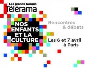 Nos enfants et la culture (les 6 et 7 avril au Centre Pompidou, Paris)