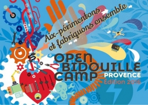 Open bidouille Camp Provence Edition 2016