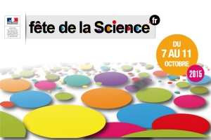La Fête de la science 2015