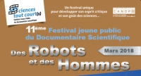 Mars / Avril : Le Festival « Sciences tout court(s) »