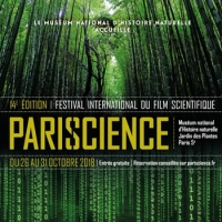 Le festival international du film scientifique, Pariscience du 26 au 31 octobre 2018