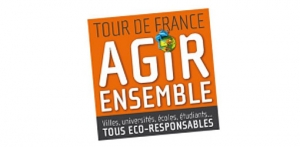 Le Tour de France Agir Ensemble