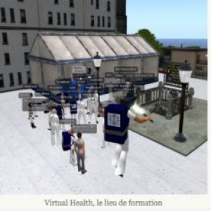 Urgences immersives et simulation