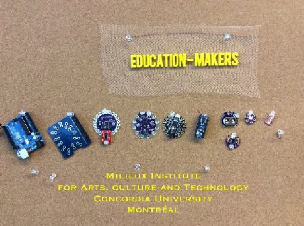 Education-Makers et la recherche universitaire en culture Maker