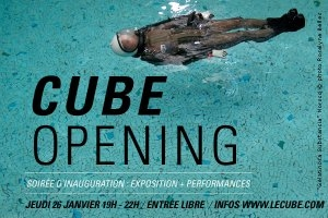 CUBE OPENING